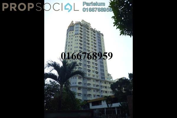 For Rent Condominium at Villa Wangsamas, Wangsa Maju Freehold Fully Furnished 4R/3B 1.8k