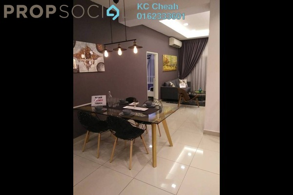 For Sale Condominium at Palm Garden Apartment, Klang Leasehold Semi Furnished 3R/2B 359k