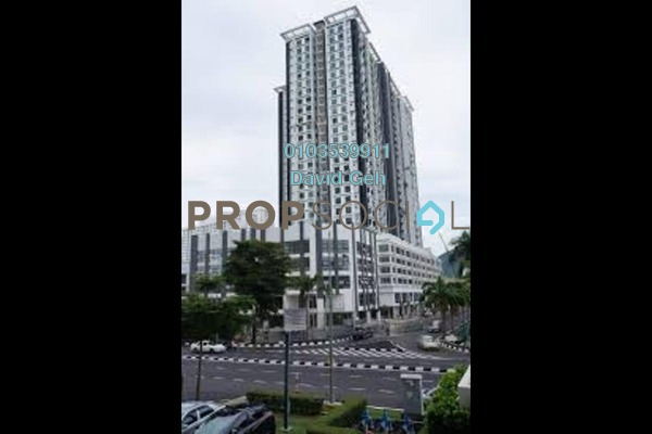 For Sale Condominium at Promenade Residence, Bayan Baru Freehold Unfurnished 4R/3B 725k