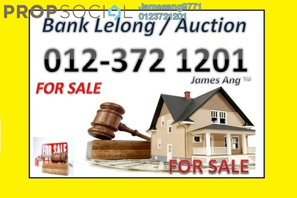 For Sale Apartment at Ilham Apartment, TTDI Jaya Freehold Unfurnished 3R/2B 174k