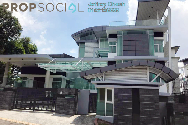 For Sale Bungalow at Country Heights Damansara, Kuala Lumpur Freehold Semi Furnished 6R/6B 8.18m