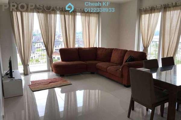 For Sale Condominium at Verdi Eco-dominiums, Cyberjaya Freehold Semi Furnished 4R/3B 740k