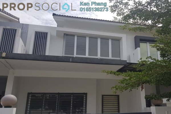 For Rent Terrace at PP 2, Taman Putra Prima Freehold Semi Furnished 4R/4B 1.7k
