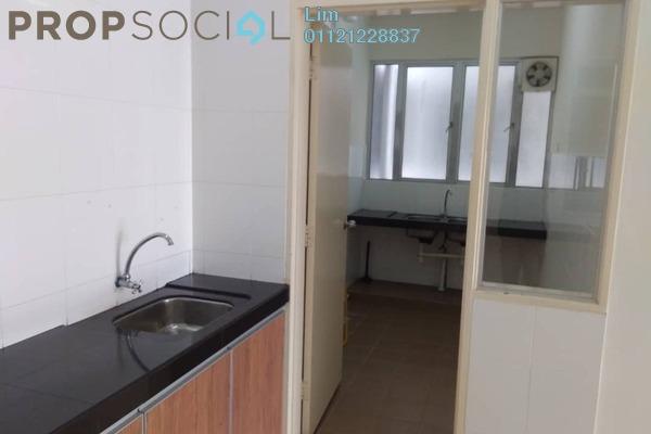 For Rent Condominium at Platinum Hill PV2, Setapak Freehold Semi Furnished 4R/2B 1.75k