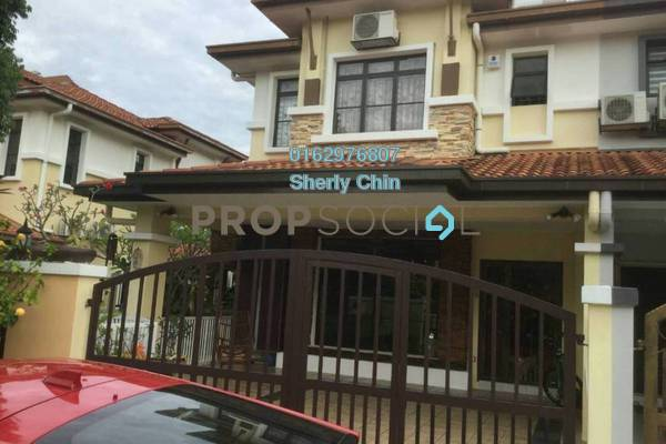 For Sale Terrace at Bukit Sungai Long 1, Bandar Sungai Long Freehold Fully Furnished 4R/3B 1.13m