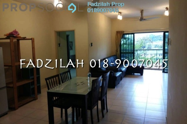 For Rent Condominium at Changkat View, Dutamas Freehold Fully Furnished 3R/1B 2k
