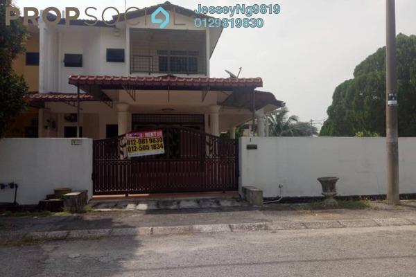 For Rent Terrace at Taman Pasir Putih Selatan, Ipoh Freehold Semi Furnished 4R/3B 1k