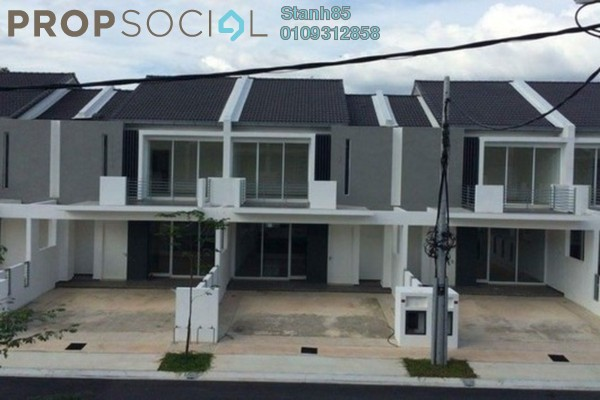 For Sale Terrace at Country Villas Resort, Melaka Freehold Unfurnished 4R/3B 420k