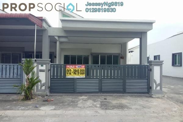 For Sale Terrace at Taman Lapangan Kiara, Ipoh Freehold Unfurnished 3R/2B 265k