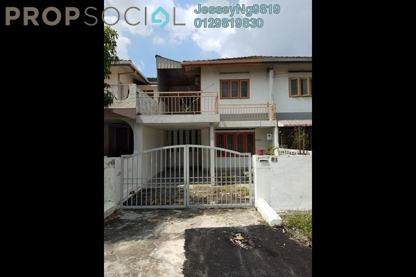 For Sale Terrace at Taman Boon Bak, Ipoh Freehold Unfurnished 4R/2B 198k