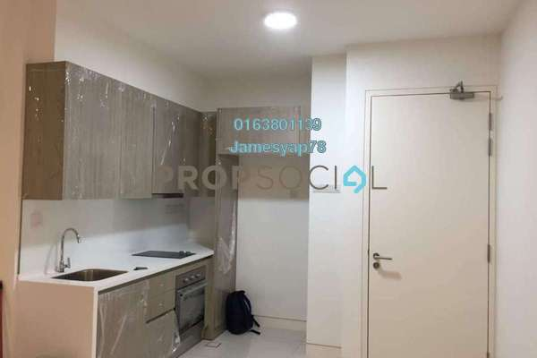 For Rent Condominium at BayBerry Serviced Residence @ Tropicana Gardens, Kota Damansara Freehold Unfurnished 0R/1B 1.7k