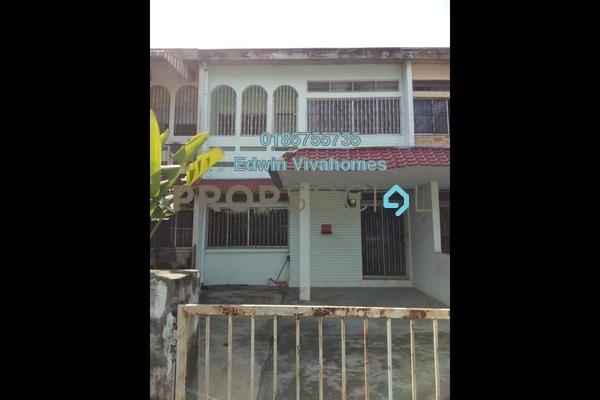 For Rent Terrace at Taman Pasir Putih Selatan, Ipoh Freehold Unfurnished 3R/3B 550translationmissing:en.pricing.unit