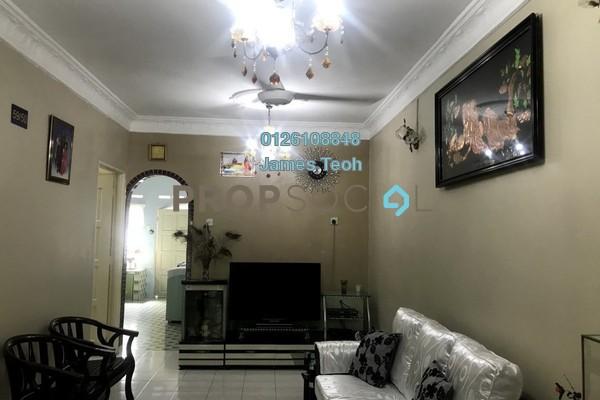 For Sale Terrace at Taman Klang Utama, Klang Leasehold Semi Furnished 3R/2B 290k