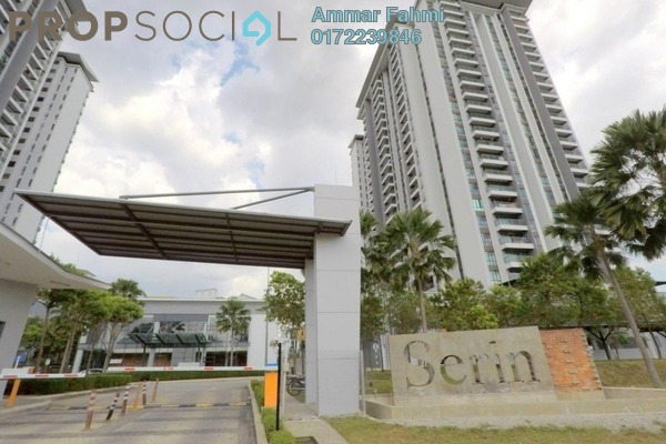 For Sale Condominium at Serin Residency, Cyberjaya Freehold Semi Furnished 4R/4B 750k