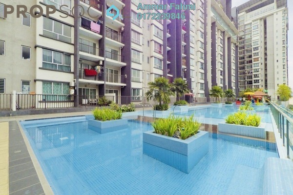 For Sale Apartment at Amara, Batu Caves Freehold Unfurnished 3R/2B 310k
