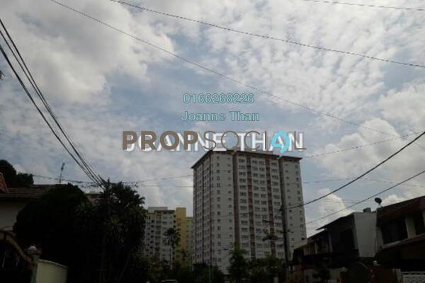 For Sale Semi-Detached at Jalan Desa Utama, Taman Desa Freehold Semi Furnished 4R/3B 2.58m