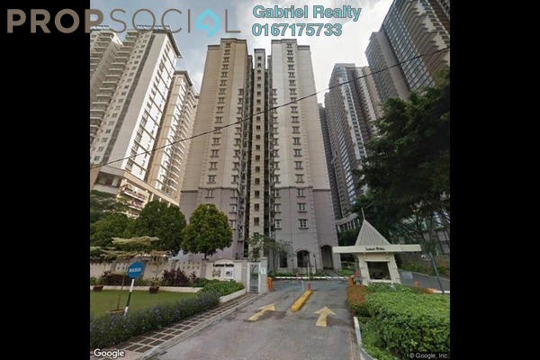 For Sale Condominium at Laman Suria, Mont Kiara Freehold Fully Furnished 2R/2B 640k