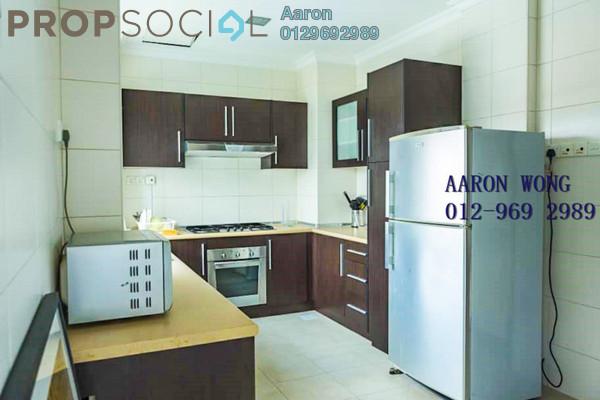 For Rent Condominium at Villa Mutiara, Bangsar Freehold Semi Furnished 3R/4B 6.4k