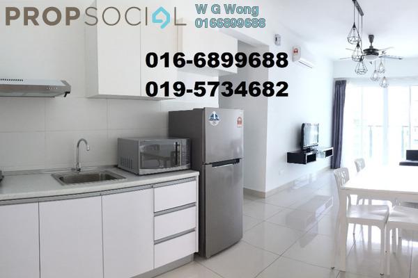 For Rent Condominium at Penang World City, Batu Uban Freehold Fully Furnished 3R/2B 1.85k