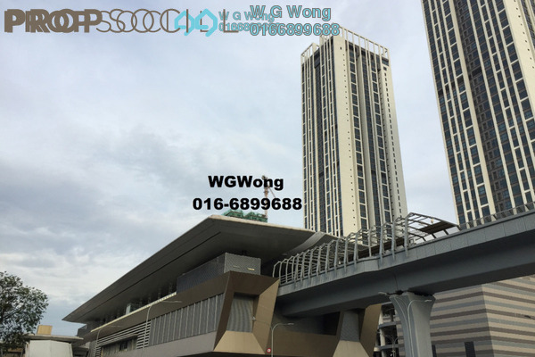 For Sale Serviced Residence at BayBerry Serviced Residence @ Tropicana Gardens, Kota Damansara Freehold Semi Furnished 1R/1B 698k