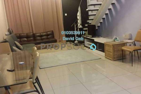 For Rent Serviced Residence at The Scott Soho, Old Klang Road Freehold Fully Furnished 1R/1B 1.8k