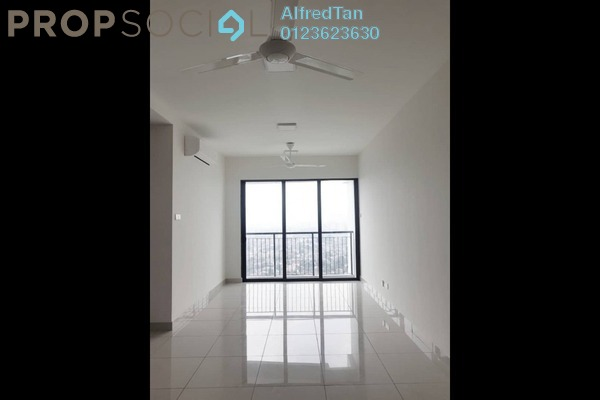 For Rent Serviced Residence at KL Traders Square, Kuala Lumpur Freehold Unfurnished 3R/2B 1.3k