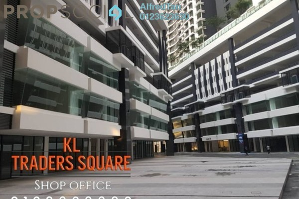 For Sale Shop at KL Traders Square, Kuala Lumpur Freehold Semi Furnished 0R/4B 10.6m