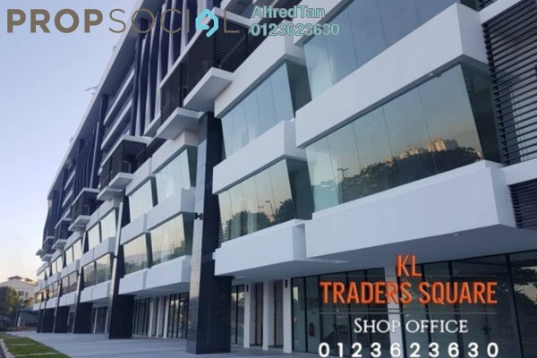 For Sale Shop at KL Traders Square, Kuala Lumpur Freehold Semi Furnished 0R/2B 3m