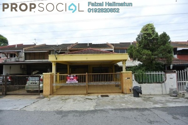 For Sale Terrace at Taman Serdang Jaya, Seri Kembangan Freehold Unfurnished 5R/4B 590k
