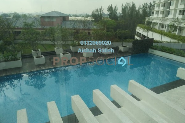For Rent Serviced Residence at TTDI Adina, Shah Alam Freehold Unfurnished 2R/2B 1.7k