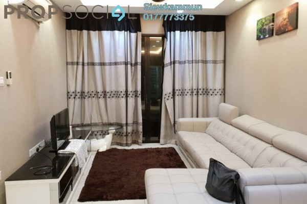 For Rent Condominium at One Damansara, Damansara Damai Freehold Fully Furnished 3R/2B 1.6k