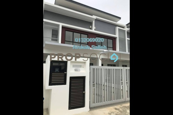 For Rent Terrace at Section U13, Shah Alam Freehold Unfurnished 4R/3B 1.3k