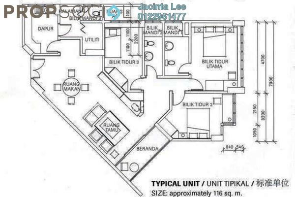 Villa wangsamas condo1 1267sf floor plan 1 ype3l5mnnmyzam3ywu small