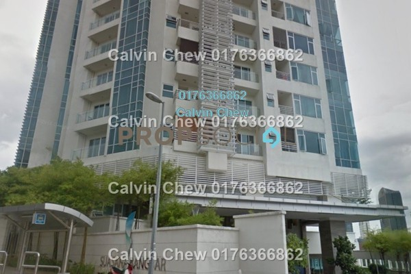 For Sale Condominium at Suasana Bangsar, Bangsar Freehold Unfurnished 0R/0B 1.25m