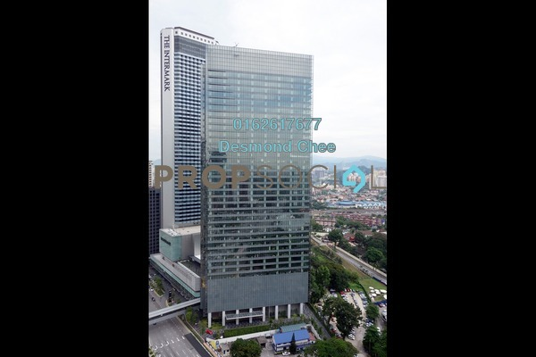 For Rent Office at Integra Tower, KLCC Freehold Fully Furnished 0R/0B 3.2k