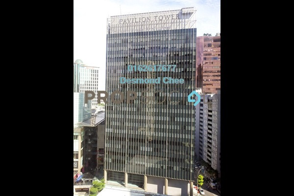 For Rent Office at Pavilion Tower, Bukit Bintang Freehold Fully Furnished 0R/0B 1.8k