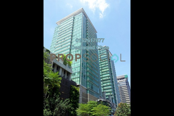 For Rent Office at Centrepoint, Mid Valley City Freehold Fully Furnished 0R/0B 2.3k
