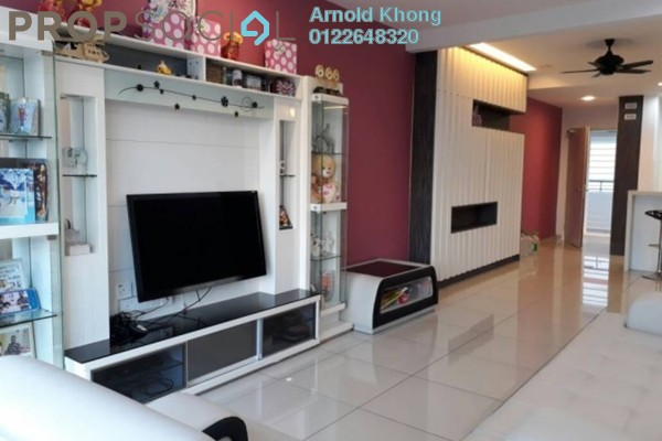 For Rent Condominium at Imperial Residences, Sungai Ara Freehold Fully Furnished 3R/2B 1.95k