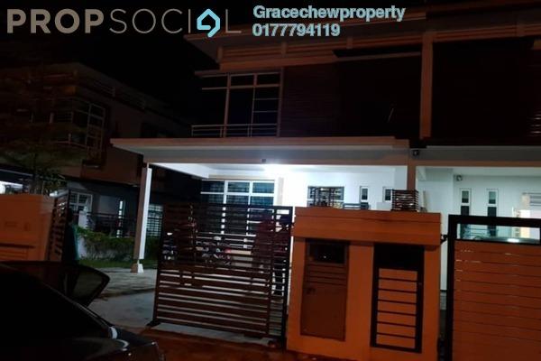 For Rent Semi-Detached at Taman Bukit Indah, Bukit Indah Freehold Fully Furnished 4R/3B 2.8k