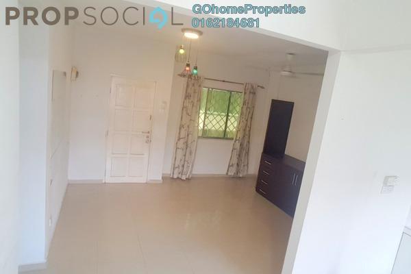 For Sale Apartment at Desa Mutiara Apartment, Mutiara Damansara Freehold Semi Furnished 3R/2B 320k