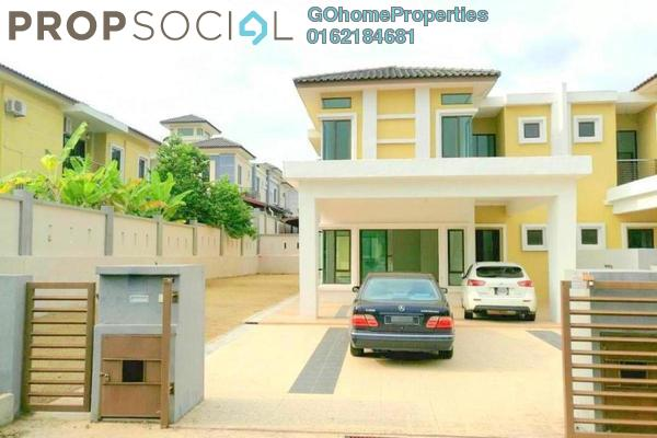 For Sale Semi-Detached at Perdana College Heights, Nilai Freehold Unfurnished 5R/6B 820k