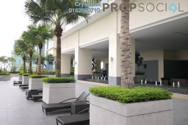 For Rent Condominium at Camellia, Bangsar South Freehold Fully Furnished 1R/1B 2.1k