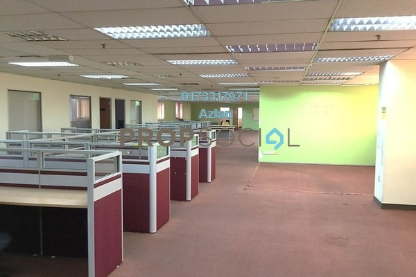 For Rent Office at Wisma Chase Perdana, Damansara Heights Freehold Semi Furnished 0R/0B 25.4k