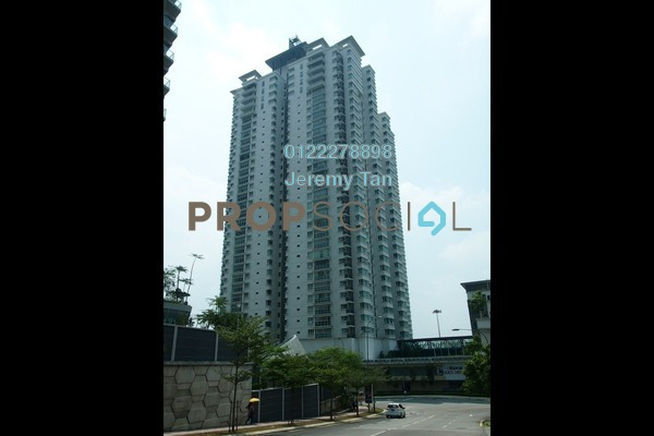 For Rent Condominium at Mont Kiara Meridin, Mont Kiara Freehold Fully Furnished 3R/3B 5k