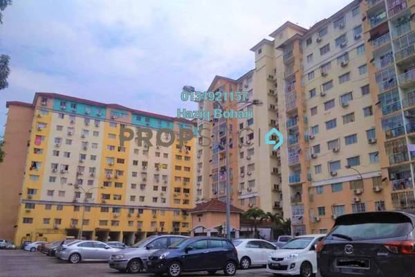 For Sale Apartment at Kinrara Ria, Bandar Kinrara Freehold Unfurnished 3R/2B 340k