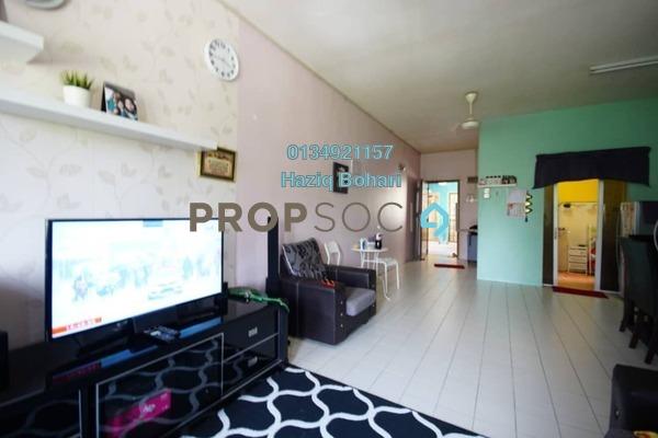 For Sale Apartment at Randa Apartment, Bukit Rimau Freehold Fully Furnished 3R/2B 189k
