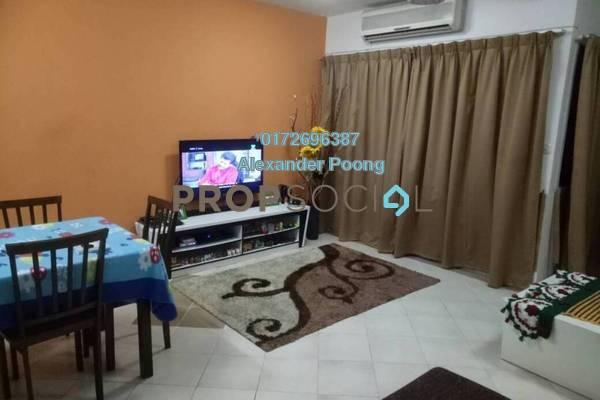 For Sale Condominium at Perdana Exclusive, Damansara Perdana Freehold Fully Furnished 2R/2B 500k