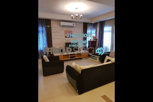 For Sale Bungalow at Taman Aman Perdana, Meru Freehold Fully Furnished 5R/3B 998k