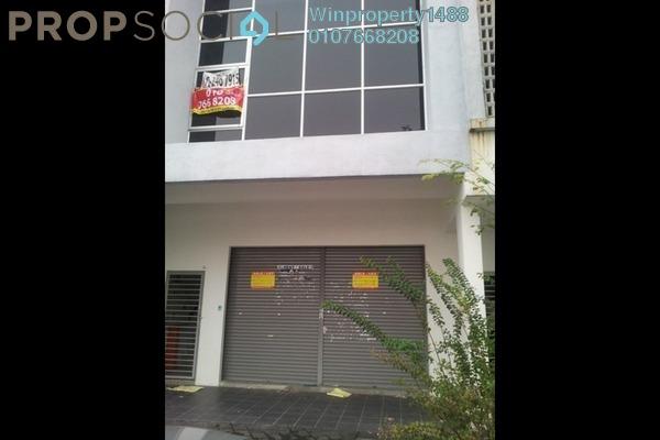 For Rent Shop at Petaling Jaya Commercial City, PJ South Freehold Unfurnished 0R/2B 900translationmissing:en.pricing.unit