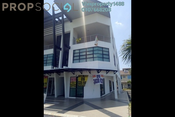 For Rent Shop at Impiana 33, Puchong Freehold Semi Furnished 0R/0B 7k